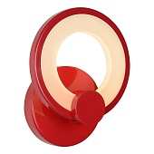 Бра iLedex Ring A001/1 Red